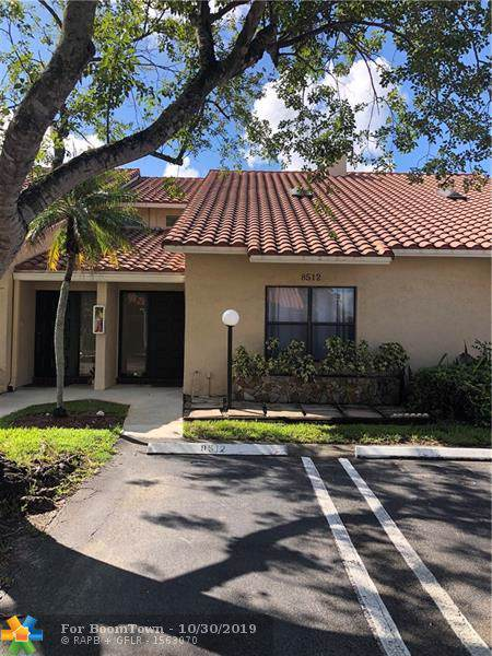8512 Shadow Ct 4-17, Coral Springs, FL 33071 (MLS #F10198547) :: Berkshire Hathaway HomeServices EWM Realty
