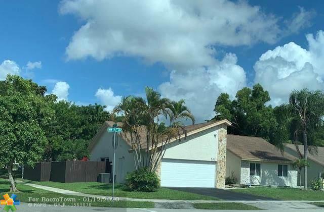 5331 NW 87th Ave, Lauderhill, FL 33351 (MLS #F10198889) :: Green Realty Properties
