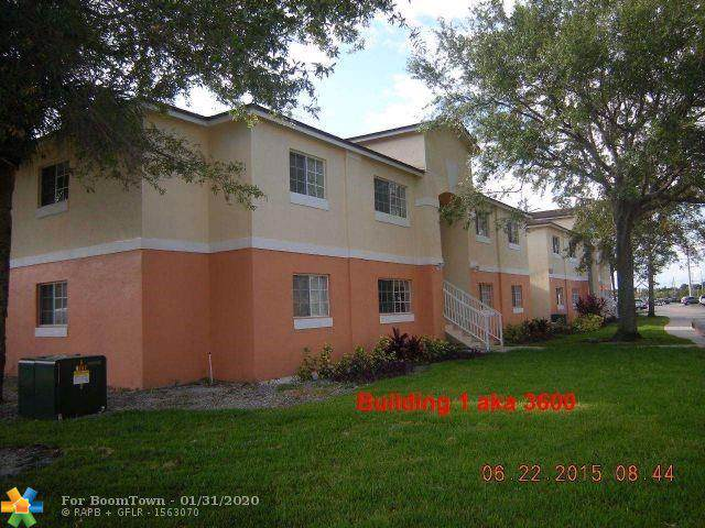 3640 N 56th Ave #422, Hollywood, FL 33021 (MLS #F10214114) :: Berkshire Hathaway HomeServices EWM Realty