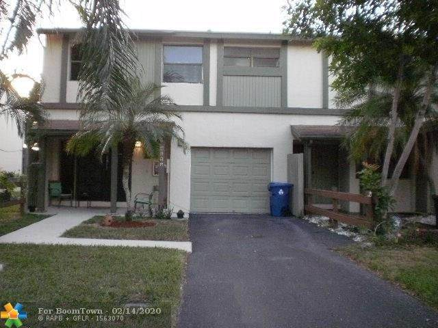 4115 NW 79th Ave #4115, Sunrise, FL 33351 (MLS #F10215100) :: Castelli Real Estate Services