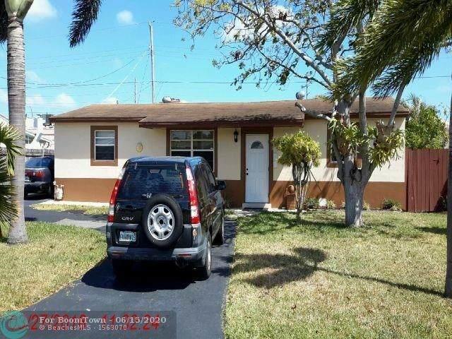 6751 Franklin St, Hollywood, FL 33024 (MLS #F10222084) :: Green Realty Properties