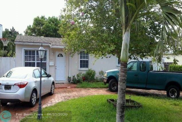 1521 N 71st Ave, Hollywood, FL 33024 (MLS #F10223174) :: Green Realty Properties