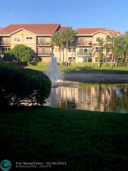 9001 Wiles Rd 106-3, Coral Springs, FL 33067 (MLS #F10227449) :: Castelli Real Estate Services