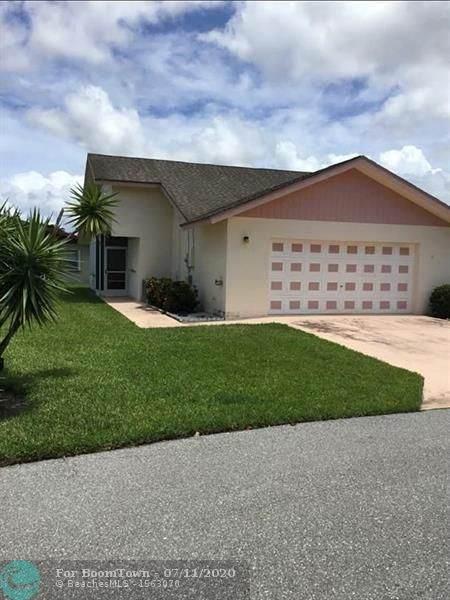 3838 Rowena Cir, West Palm Beach, FL 33417 (MLS #F10229117) :: Berkshire Hathaway HomeServices EWM Realty