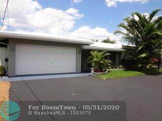 241 SE 4th St, Pompano Beach, FL 33060 (MLS #F10229890) :: The Howland Group