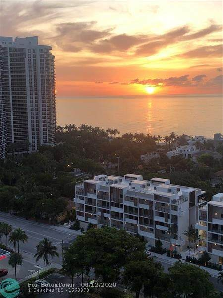3015 N Ocean Blvd 19C, Fort Lauderdale, FL 33308 (#F10232246) :: Ryan Jennings Group