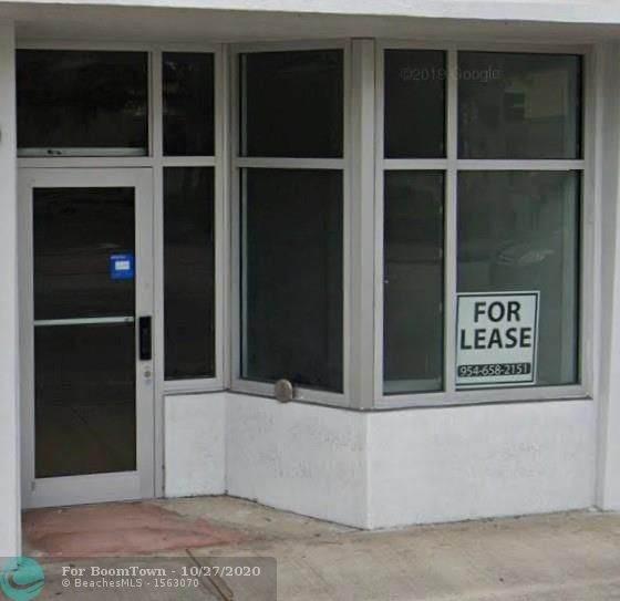 2001 Tyler St, Hollywood, FL 33020 (MLS #F10242475) :: Berkshire Hathaway HomeServices EWM Realty