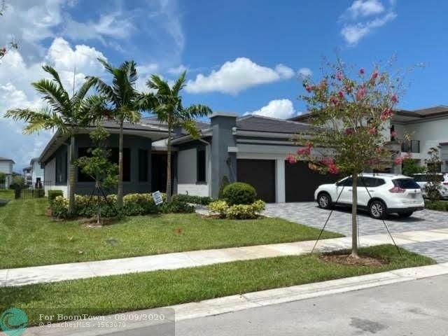 10495 Mira Vista Dr, Parkland, FL 33076 (MLS #F10243121) :: Castelli Real Estate Services