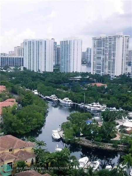 1000 E Island Blvd #2105, Aventura, FL 33160 (MLS #F10247811) :: Berkshire Hathaway HomeServices EWM Realty