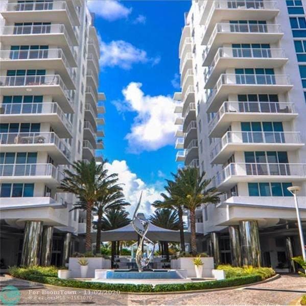 2831 N Ocean Blvd 804N, Fort Lauderdale, FL 33308 (#F10251607) :: Posh Properties
