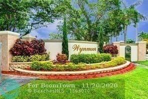 2901 Victoria Cir G-2, Coconut Creek, FL 33066 (MLS #F10259129) :: Berkshire Hathaway HomeServices EWM Realty