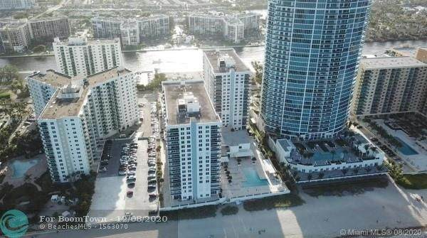 2751 S Ocean Drive 702N, Hollywood, FL 33019 (MLS #F10259280) :: Castelli Real Estate Services
