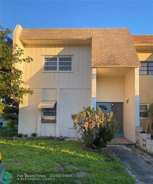 9095 NW 35th Pl, Sunrise, FL 33351 (MLS #F10260536) :: THE BANNON GROUP at RE/MAX CONSULTANTS REALTY I