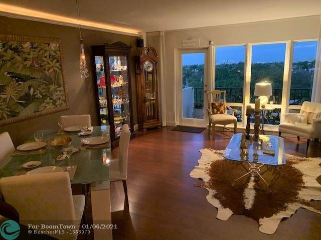 340 Sunset Dr #706, Fort Lauderdale, FL 33301 (MLS #F10264838) :: Patty Accorto Team