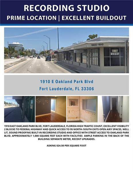 1910 Oakland Park, Fort Lauderdale, FL 33306 (#F10265271) :: Signature International Real Estate
