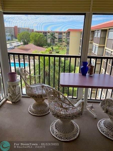 2601 NE 14th Street Cswy #541, Pompano Beach, FL 33062 (#F10265977) :: Posh Properties