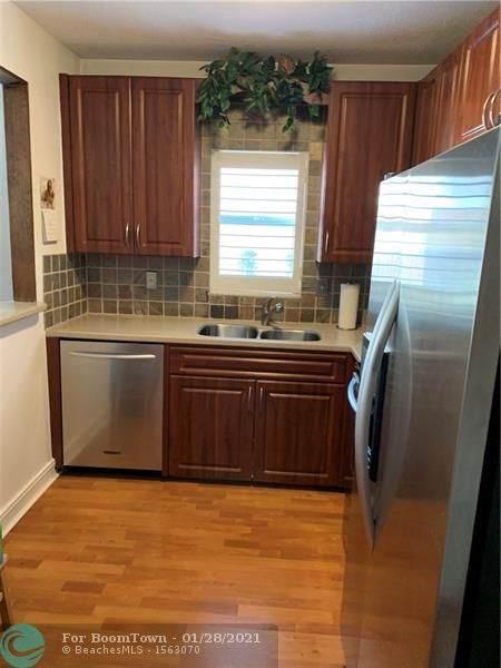 1450 N Riverside Dr #108, Pompano Beach, FL 33062 (MLS #F10266185) :: Green Realty Properties