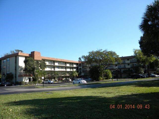 6101 N Falls Circle Drive #213, Lauderhill, FL 33319 (MLS #F10266322) :: Green Realty Properties