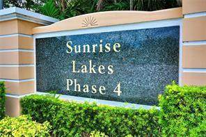 10332 Sunrise Lakes Blvd #208, Sunrise, FL 33322 (#F10267425) :: Realty One Group ENGAGE