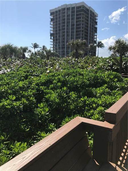 5047 N Highway A1a #201, Hutchinson Island, FL 34949 (#F10269509) :: Posh Properties