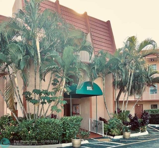 9151 Lime Bay Bl #305, Tamarac, FL 33321 (MLS #F10274193) :: The Howland Group