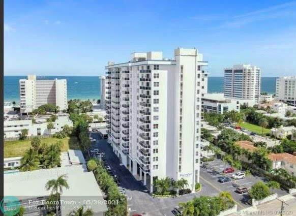 336 N Birch Rd 11B, Fort Lauderdale, FL 33304 (#F10286590) :: The Reynolds Team | Compass
