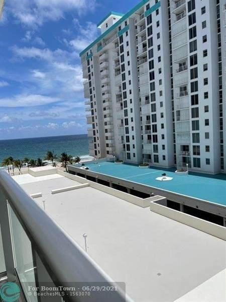 1000 S Ocean Blvd 7G, Pompano Beach, FL 33062 (#F10287988) :: The Power of 2 | Century 21 Tenace Realty