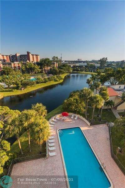 2304 S Cypress Bend Dr #715, Pompano Beach, FL 33069 (MLS #F10289371) :: The Howland Group