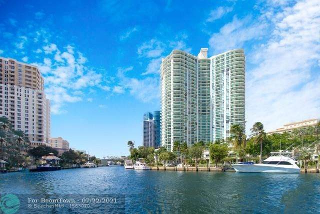 347 N New River Drive East #2406, Fort Lauderdale, FL 33301 (#F10290503) :: DO Homes Group