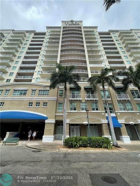 3020 NE 32nd Ave #601, Fort Lauderdale, FL 33308 (MLS #F10293855) :: Castelli Real Estate Services