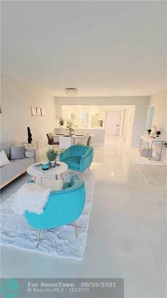 3200 N Palm Aire Dr #610, Pompano Beach, FL 33069 (MLS #F10298123) :: Adam Docktor Group