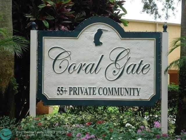 5804 Coral Lake Dr #104, Margate, FL 33063 (#F10299871) :: Heather Towe | Keller Williams Jupiter