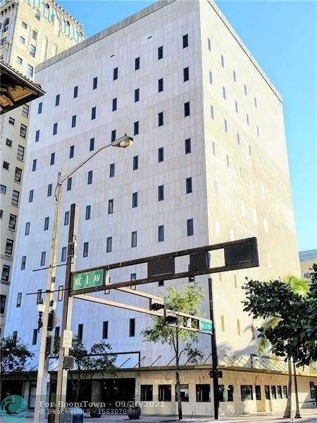 111 NE 1st St, Miami, FL 33132 (MLS #F10301019) :: Green Realty Properties