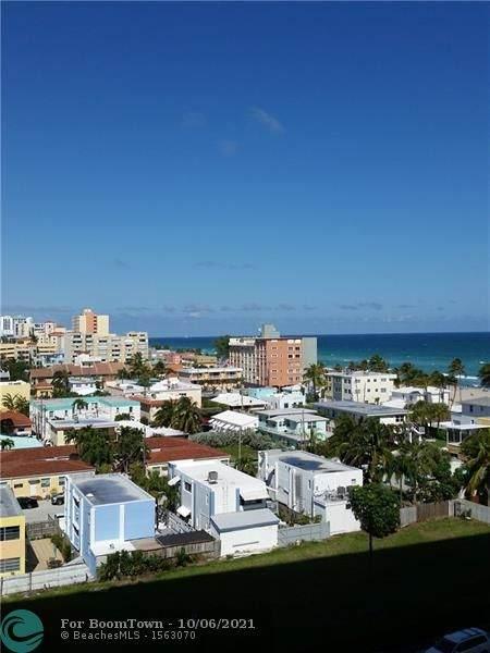 1201 S Ocean Dr 806N, Hollywood, FL 33019 (MLS #F10301153) :: Castelli Real Estate Services