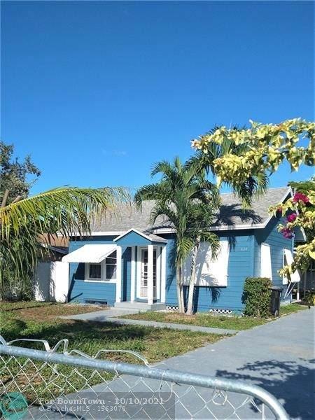 624 S Pine Street, Lake Worth Beach, FL 33460 (#F10302831) :: Posh Properties