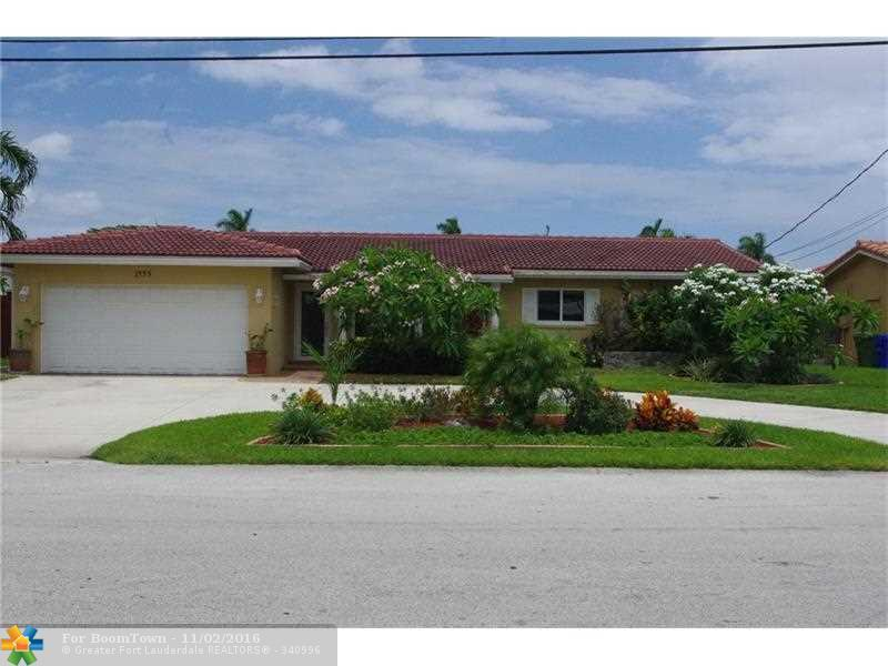 1455 NE 57th Ct, Fort Lauderdale, FL 33334 (MLS #F10017805) :: United Realty Group