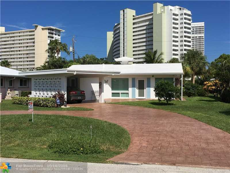 2016 SE 26TH AVE, Fort Lauderdale, FL 33316 (MLS #F10031220) :: United Realty Group