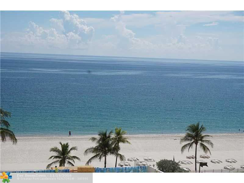 3900 Galt Ocean Dr #705, Fort Lauderdale, FL 33308 (MLS #F10032023) :: United Realty Group