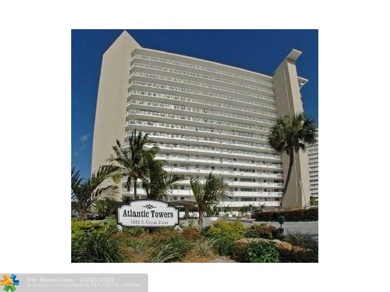 1920 S Ocean Dr #1001, Fort Lauderdale, FL 33316 (MLS #F10036236) :: United Realty Group