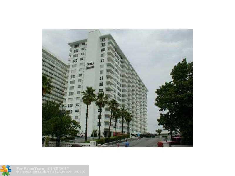 4010 Galt Ocean Dr #211, Fort Lauderdale, FL 33308 (MLS #F10038159) :: United Realty Group