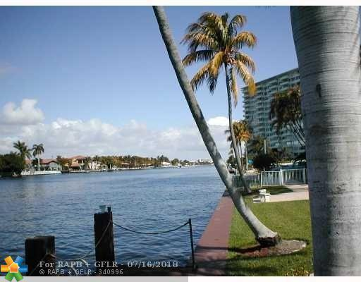 3233 NE 34th St #812, Fort Lauderdale, FL 33308 (MLS #F10093851) :: Green Realty Properties