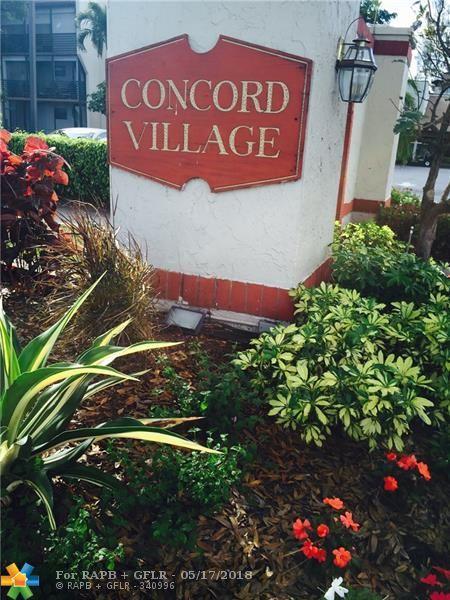 7750 W Mcnab Rd #316, Tamarac, FL 33321 (MLS #F10100920) :: Green Realty Properties