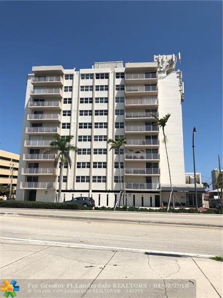 211 S Ocean Dr #203, Hollywood, FL 33019 (MLS #F10102642) :: Green Realty Properties