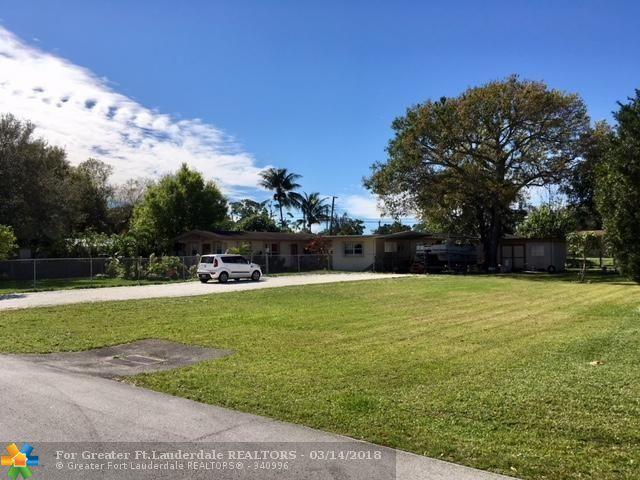 1665 SW 29th Ave, Fort Lauderdale, FL 33312 (MLS #F10103793) :: Green Realty Properties