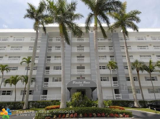 3050 NE 47th Ct #202, Fort Lauderdale, FL 33308 (MLS #F10106724) :: Green Realty Properties