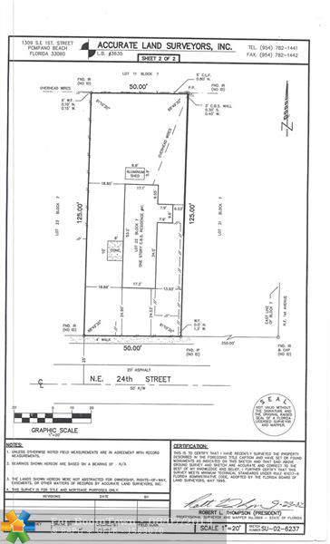 41 NE 24th St, Wilton Manors, FL 33305 (MLS #F10107774) :: Berkshire Hathaway HomeServices EWM Realty