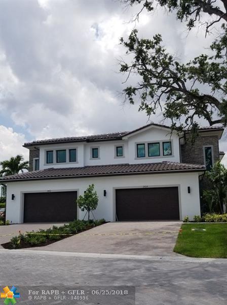 3421 Emerson Ln, Fort Lauderdale, FL 33312 (MLS #F10113442) :: Green Realty Properties