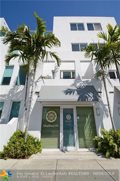 706 NE 3rd Ave #706, Fort Lauderdale, FL 33304 (MLS #F10113988) :: Green Realty Properties