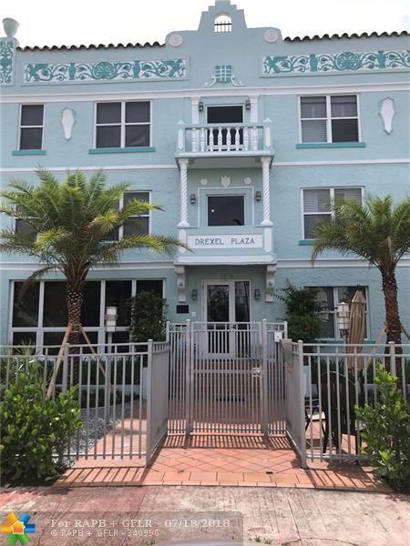 1218 Drexel Ave #203, Miami Beach, FL 33139 (MLS #F10119380) :: Green Realty Properties