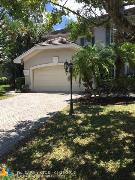 6040 NW 68th Mnr, Parkland, FL 33067 (MLS #F10120373) :: Green Realty Properties